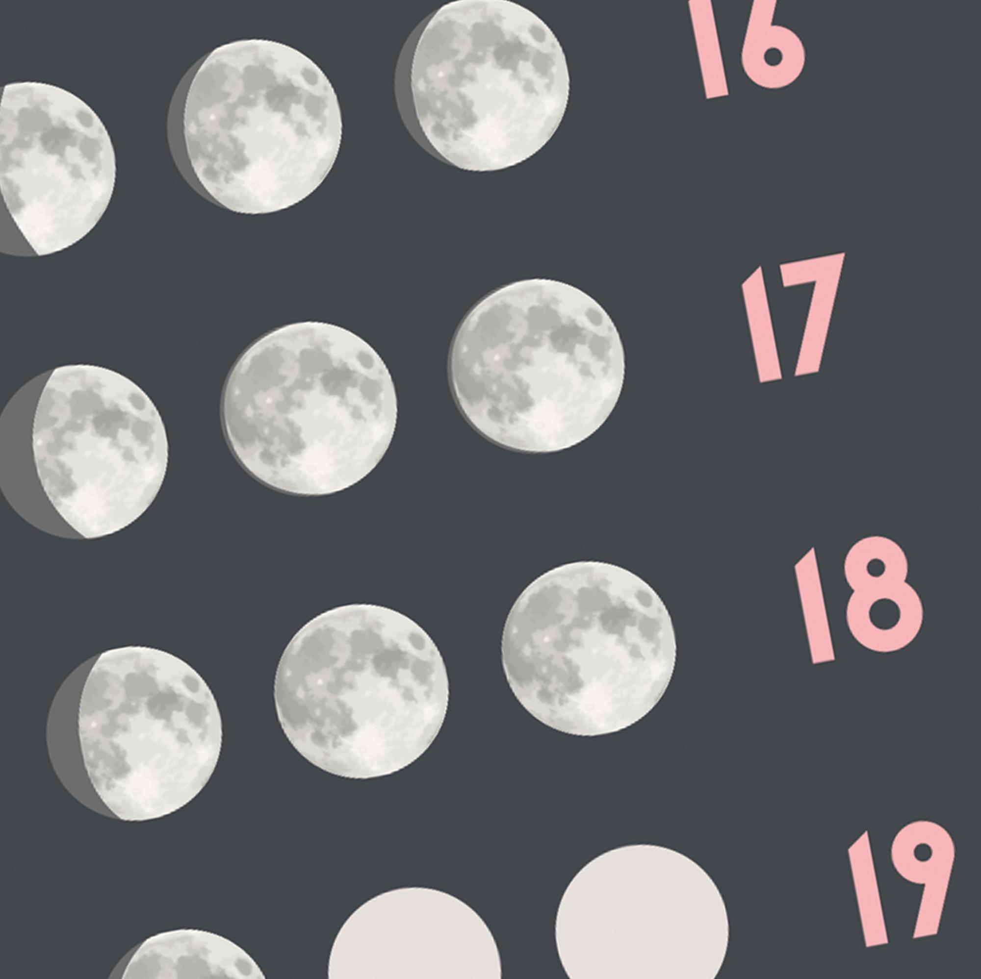 2021 Lunar Calendar - Alice Rose